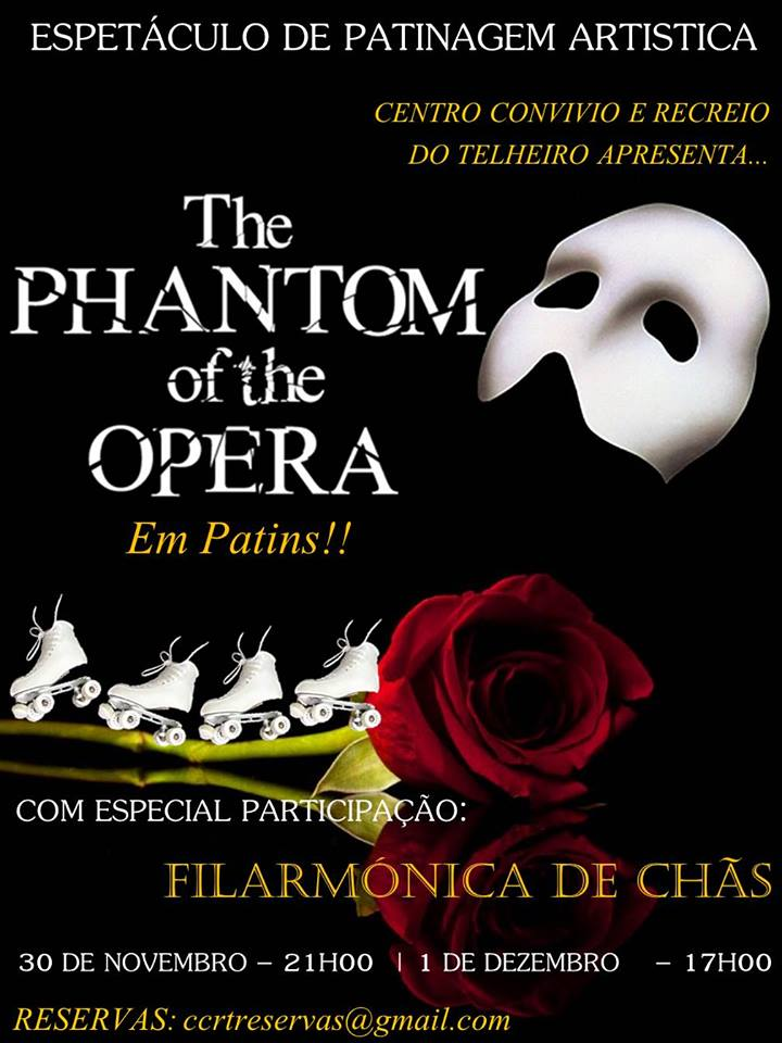 patinagem fantasma opera